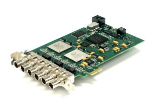 DN6e PCIe 6 Port DVB-ASI Card