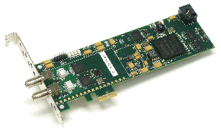 QN12LPe 12 Channel Low Profile PCI Express QAM Modulator